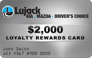 Lujack Mazda New Mazda Dealership In Davenport IA - Mazda rewards